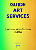 Couverture Guide Art Services